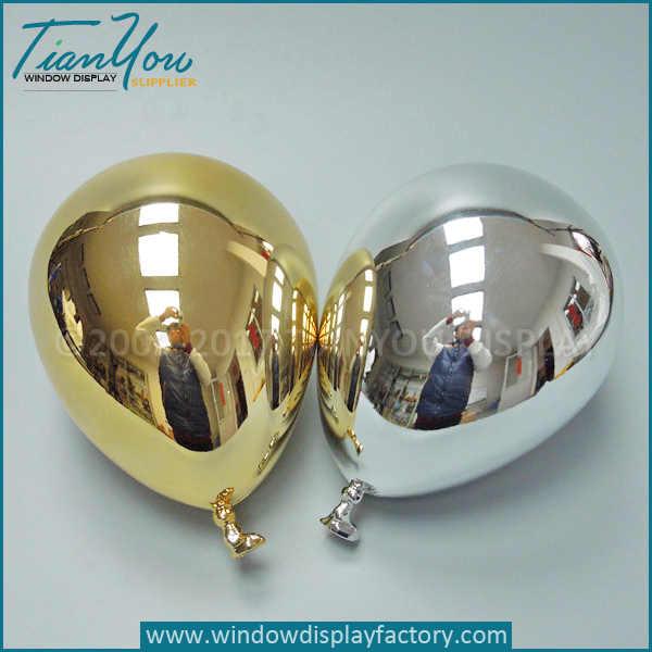 Festival Resin Fake Balloon Props Decoration