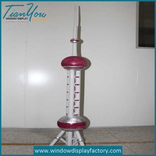 Custom 3D Resin Tower Souvenir Decoration