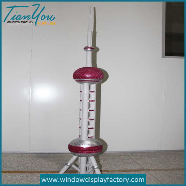 Custom 3D Resin Tower Souvenir Decoration