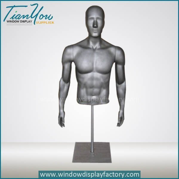 mannequin male upper body