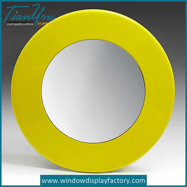 mirror2 - Custom Round Glass Decorative Acrylic Mirror
