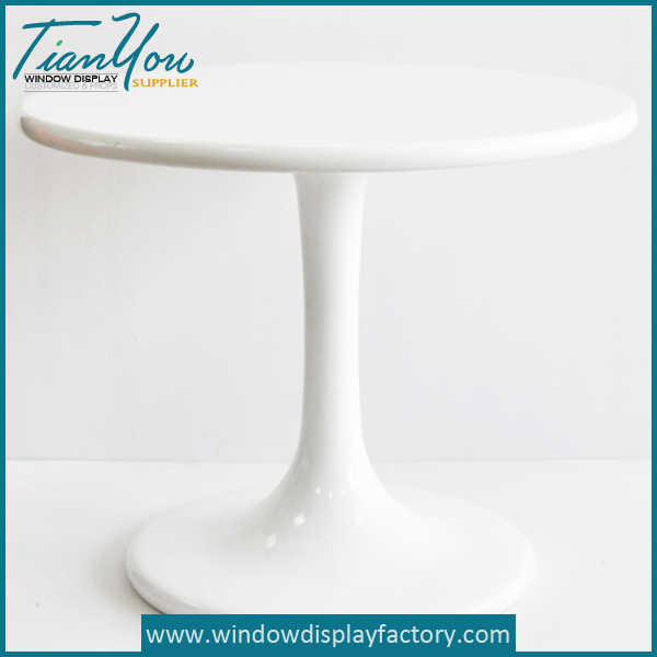 Round Top Leisure Fiberglass Table