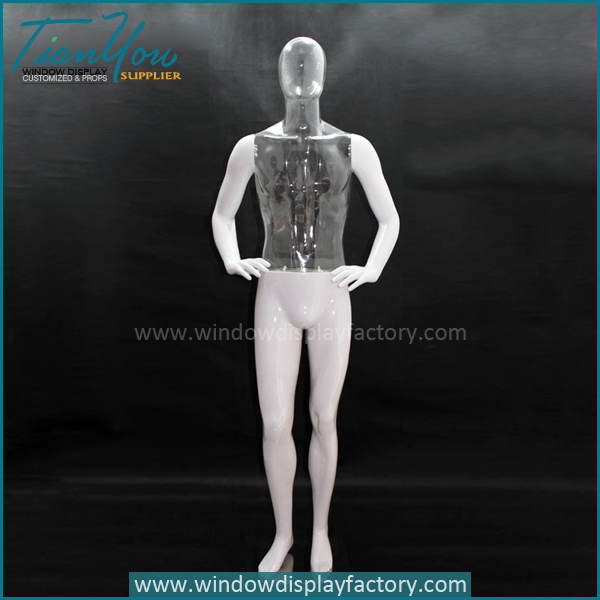 chear male mannequin
