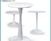 Modern Designs Round Fiberglass Desks
