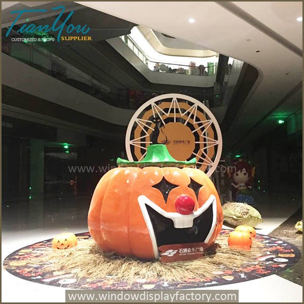 Popular Custom Halloween Pumpkin Decoration