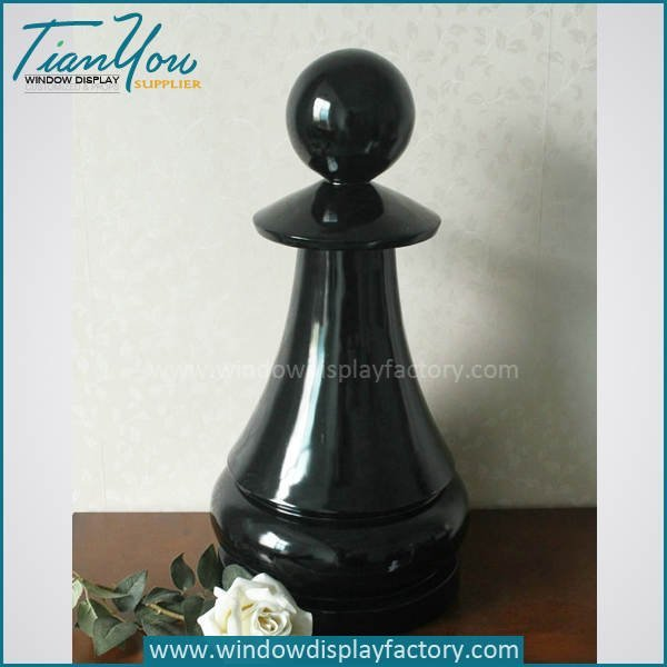 Pawn of chess - Hot Selling Fashion Colored Fiberglass Chess Pawn
