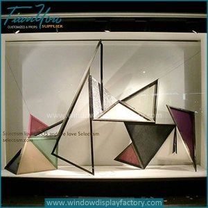 Architectural display window