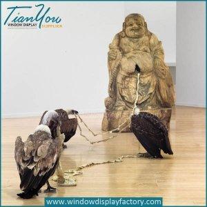 2017 Customized Lovely Resin Art Buddha Crafts