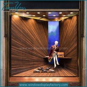 Amazing store window display backdrops