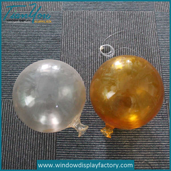 ball2 - Electroplate Colorful Decoration Fiberglass Balloons