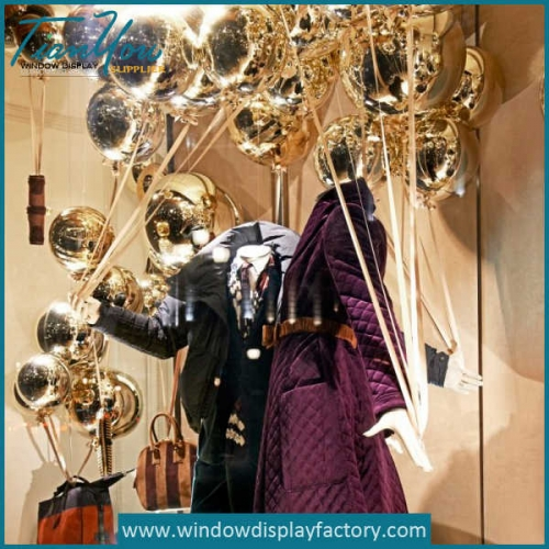 Hot Selling Custom Gold Resin Balloons Bunch