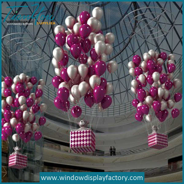 balloon4 - Colorful Decoration Resin Balloons Props