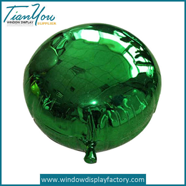 balloon8 - Electroplate Colorful Decoration Fiberglass Balloons