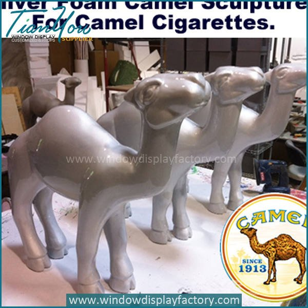 camel2 - Giant Custom Fiberglass Camel Statue Display Props