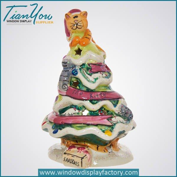 ceramic christmas tree decoration - Lovely Popular Ceramic Christmas Gift Decoration