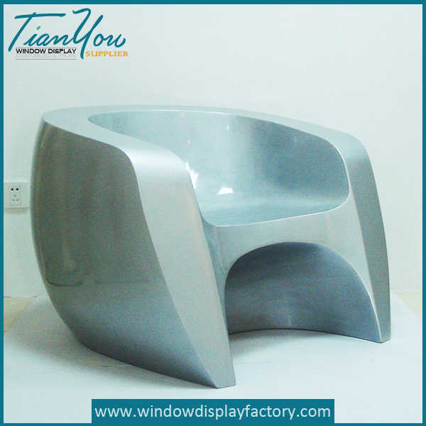 chair2 - Modern Colorful Fiberglass Chair Furniture