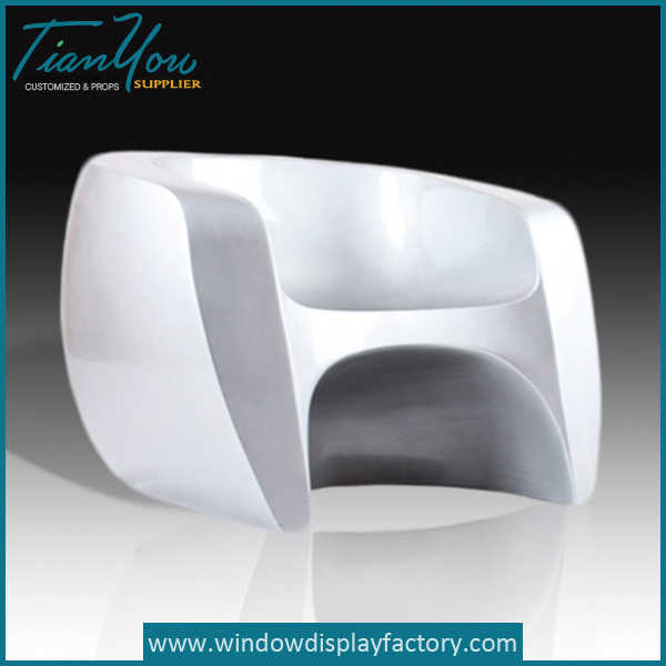 chair6 - Modern Colorful Fiberglass Chair Furniture