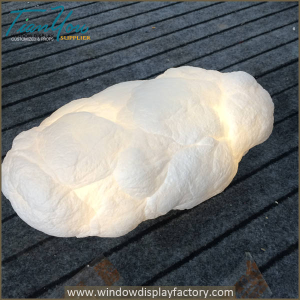 Cool Pendant Creative Cotton Cloud Light Decoration