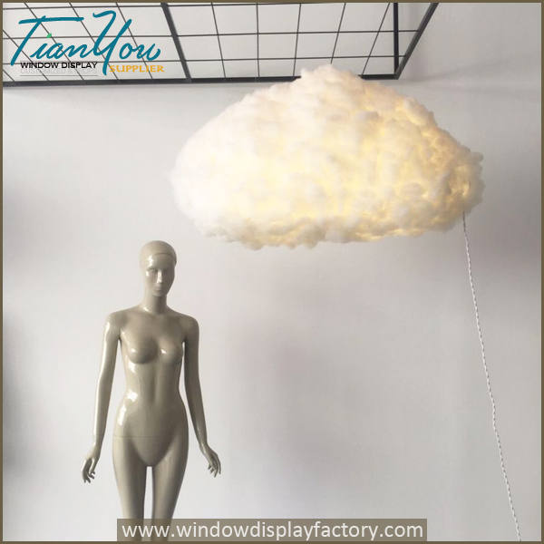 Cool Creative Art Cloud Pendant Light Decoration