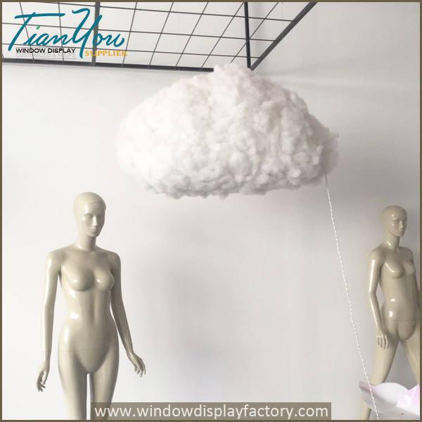 cloud light props2b - Cool Creative Art Cloud Pendant Light Decoration