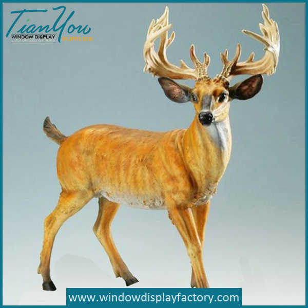 Resin Deer Statues