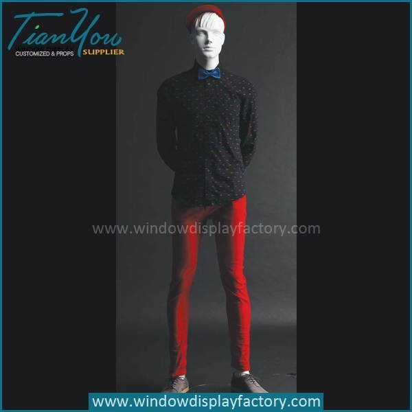 Fashion Mordern Handsome Male Mannequin