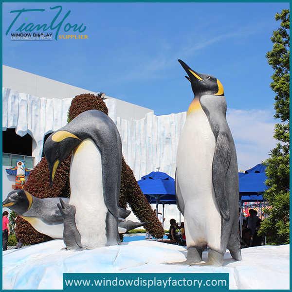 ice snow2 - Fake Larg Foam Iceberg Penguin Park Display