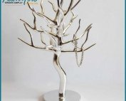 Custom Decoration Metal Display Tree for Jewelry
