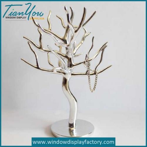 Custom Decoration Metal Display Tree for Jewelry