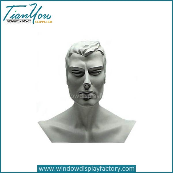 male neck - Custom Mordern Neck Mannequin Display Props