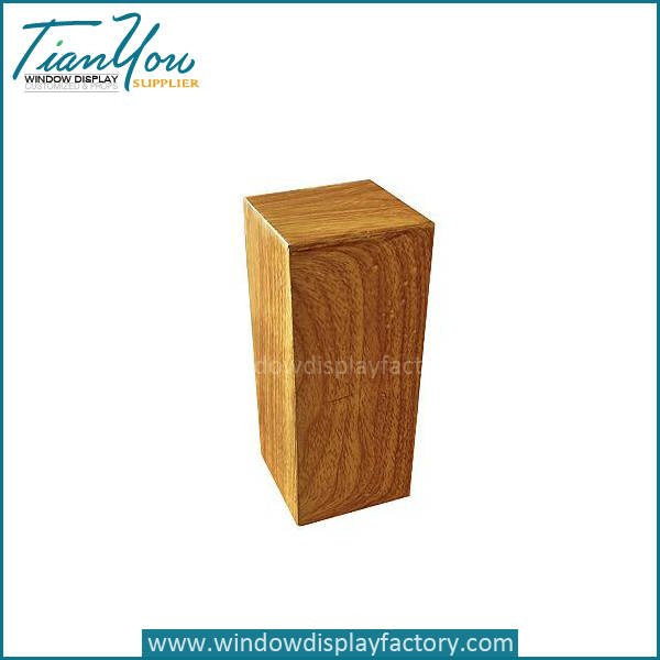 mannequin display stand - Custom Popuplar Mannequin Wood Cube Display Base
