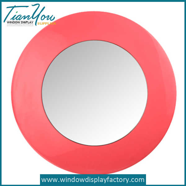 Custom Colored Round Fiberglass Circle Props
