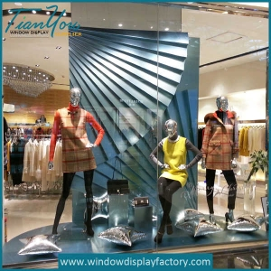 Fashion Handmade Giant Paper Fan Decoration