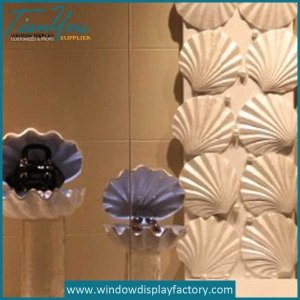 Colorful Popular Resin Shell Decoration