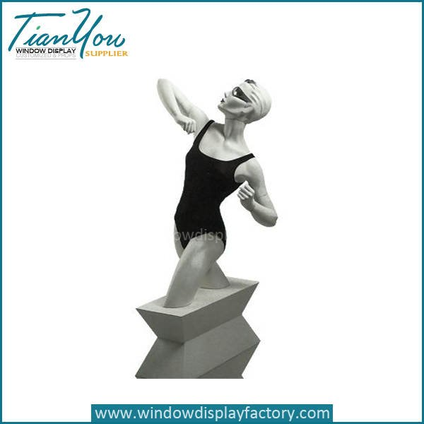 sports store display prop - Custom Sports Store Mannequin for Shop Display