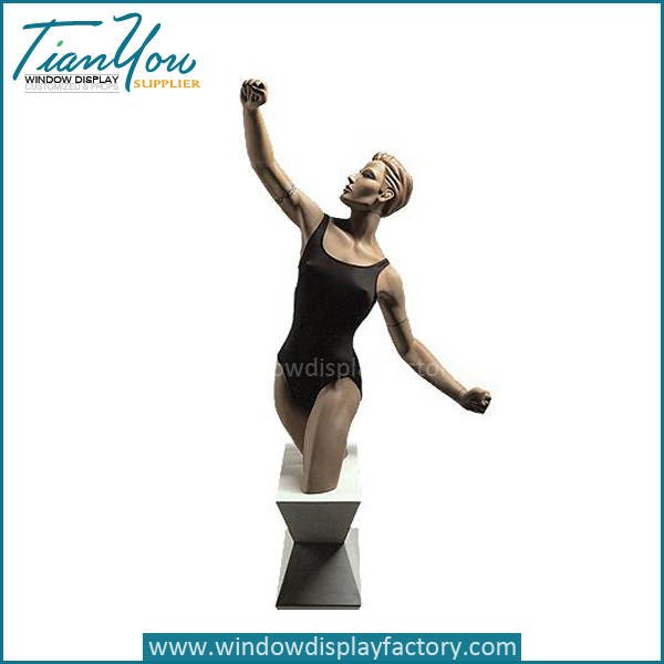 sports store display props - Custom Sports Store Mannequin for Shop Display