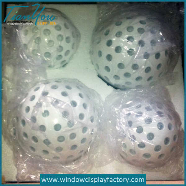 Custom Giant Foam Stick Drill Ball Decoration