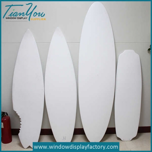 Super New Design Fiberglass Surfboard Props