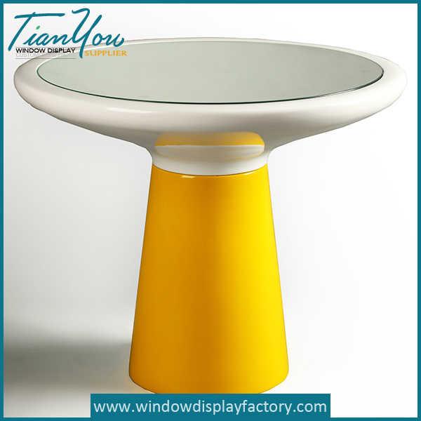 Modern Popular Round Fiberglass Table
