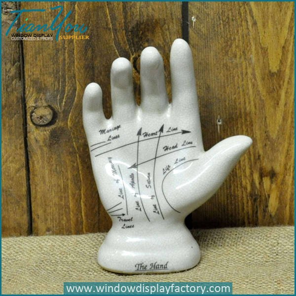 vintage ceramics hand decoration - New Style Popular Vintage Resin Hand Decoration