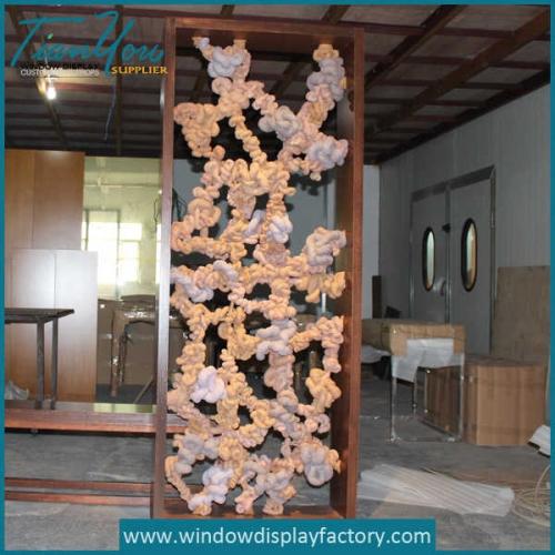 Custom Home Decorative Foam Wall Craft