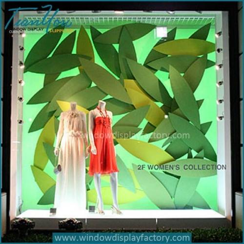 shop window display props
