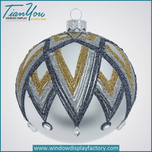 Shine Custom Giant Christmas Balls Decorations
