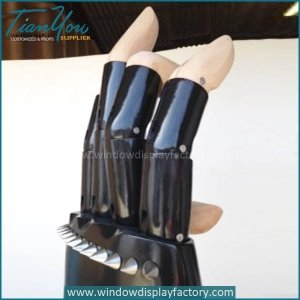 Hot Sale Custom Resin Fingers Display Decoration