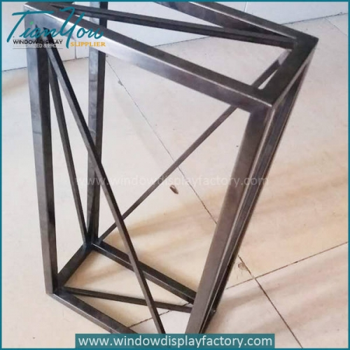 OEM Decorative Metal Frame Display for Adversting