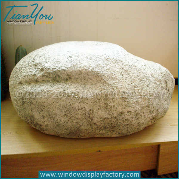 Custom Artificial Faux Rock Display Props