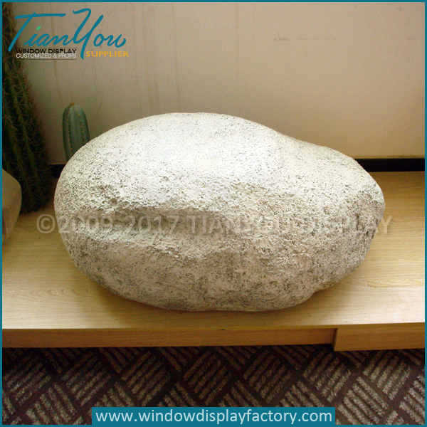 Custom Faux Rock Display Props