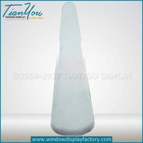 Hanging Translucent Resin Cone Light For Amusement Park