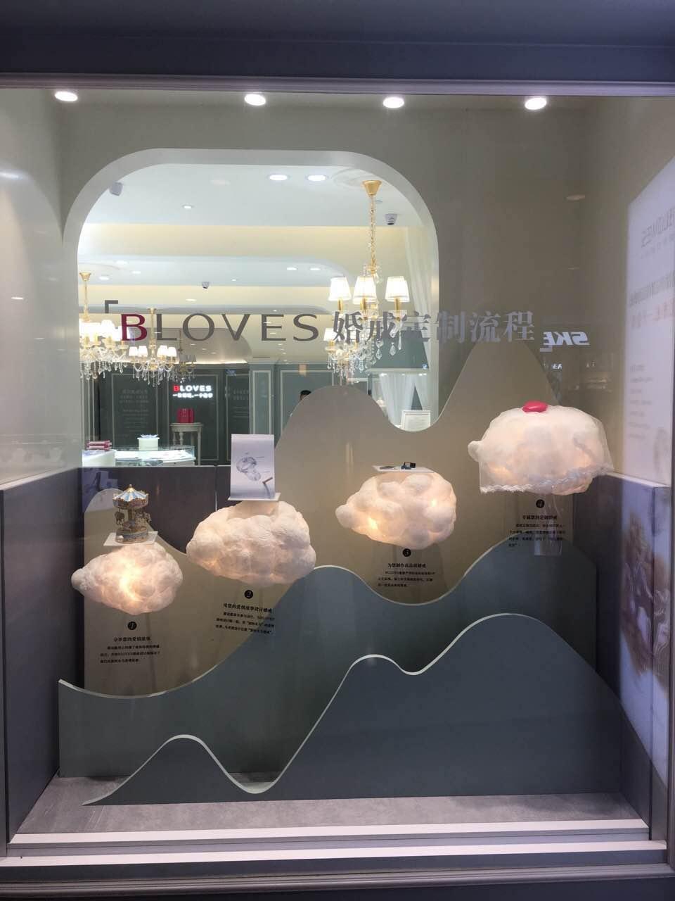 BLOVES diamond ring stores